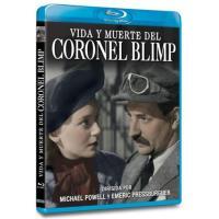 Vida y muerte del Coronel Blimp - Blu-Ray