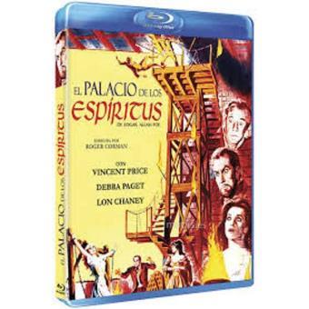 El palacio de los espíritus - Blu-Ray