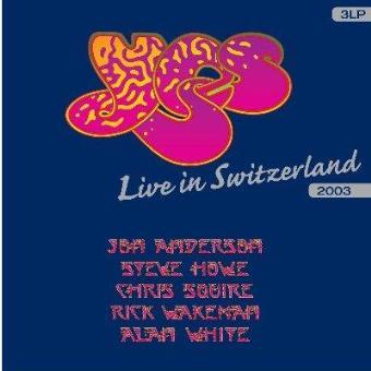 Live In Switzerland - Vinilo