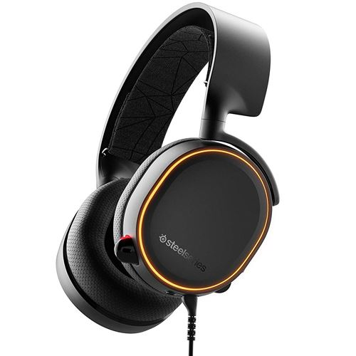 Headset gaming Steelseries Arctis 5 Negro