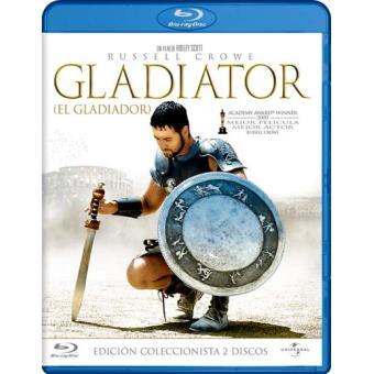 Gladiator -  Ed coleccionista - Blu-Ray