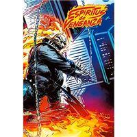90's limited espiritus de venganza