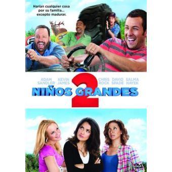 Niños grandes 2 - DVD
