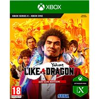 Yakuza like a Dragon Xbox One