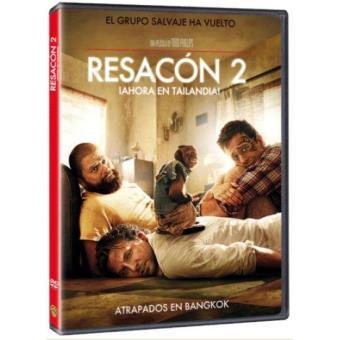 Resacón 2: ¡Ahora en Tailandia! - DVD