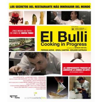 El Bulli: Cooking In Progress - Blu-Ray