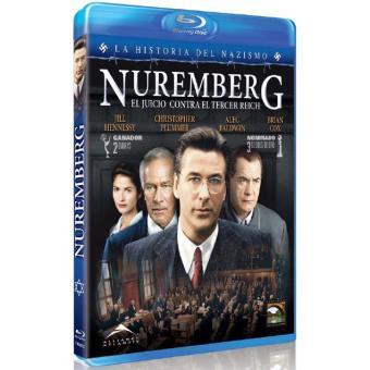 Nuremberg: El juicio contra el Tercer Reich - Blu-Ray
