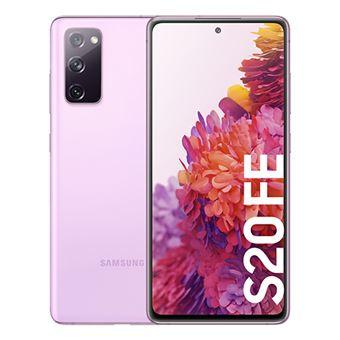 Samsung Galaxy S20 FE 6,5'' 256GB Violeta