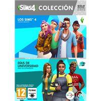 Los Sims 4 + Días de Universidad Colección PC