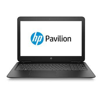 Portátil gaming HP Pavilion Notebook 15-bc450ns 15,6'' Negro Sin S.O.