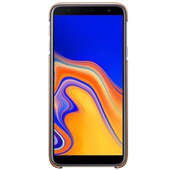 Funda Samsung Gradation Cover para Galaxy J4+ Oro