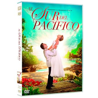 Al sur del Pacífico - DVD