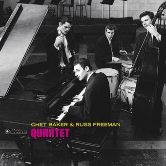 Chet Baker & Russ Freeman Quartet - Vinilo