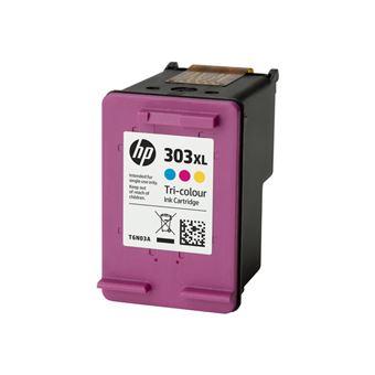 Cartucho de tinta HP 303XL Tricolor