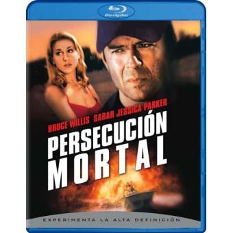 Persecución mortal - Blu-Ray