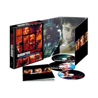 Amores perros - Blu-Ray,  Ed coleccionista