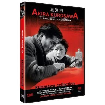 El ángel ebrio - DVD