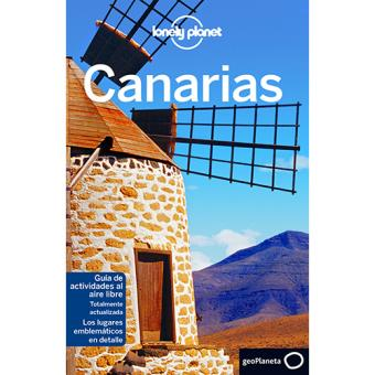 Lonely Planet: Canarias