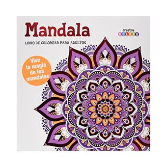 Mandala Libro De Colorear Para Adultos 5 En Libros Fnac