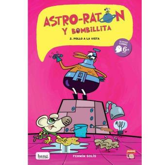 Astro ratón y bombillita 2