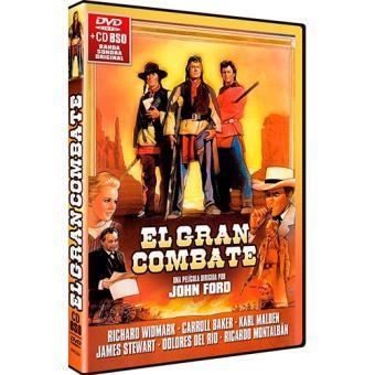 El gran combate (1964) (DVD + CD BSO) - DVD