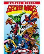 Marvel Héroes 64. Secret Wars: Integral