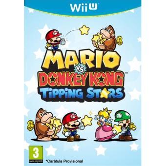 Mario vs Donkey Kong: Tipping Stars (Código Descarga) Wii U