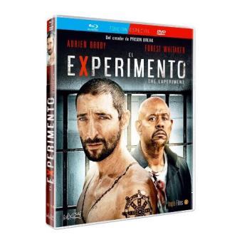 El experimento - Blu-Ray + DVD