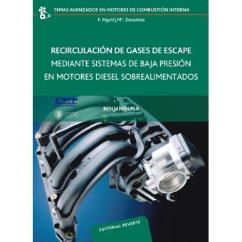 Recirculación de gases de escape mediante sistemas de baja presión en motores diesel sobrealimentados