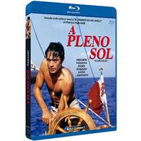 A pleno sol - Blu-Ray