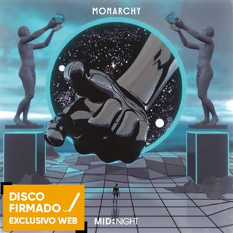 Mid:Night - Disco Firmado