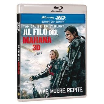 Al filo del mañana - Blu-Ray + 3D