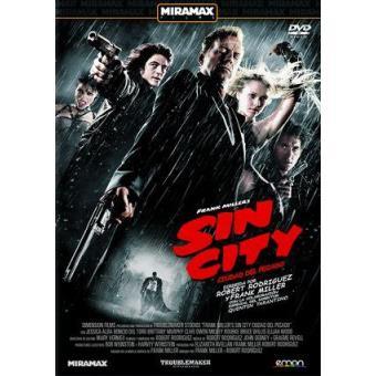 Sin City: Ciudad del pecado - DVD