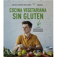 Cocina vegetariana sin gluten