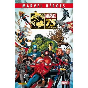 Marvel 75 Años: La era moderna