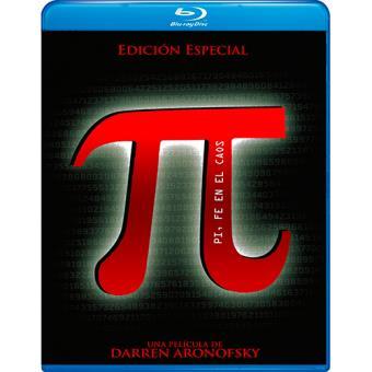 Pi, fe en el caos - Blu-Ray