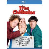 Los tres chiflados - Blu-Ray