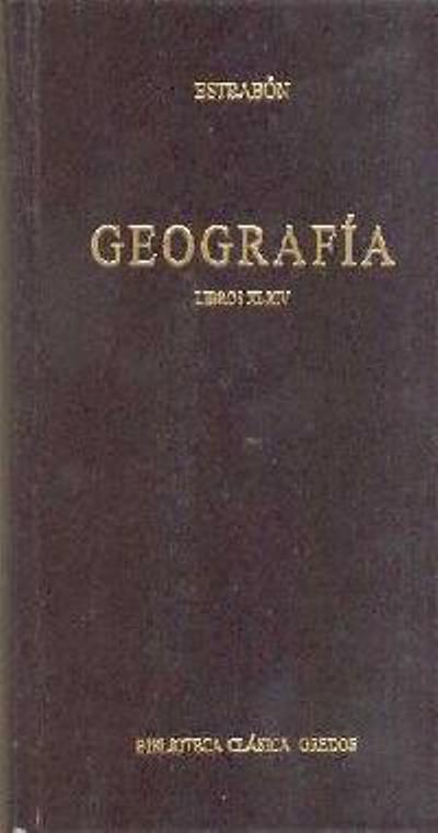 Geografia libros xi-xiv