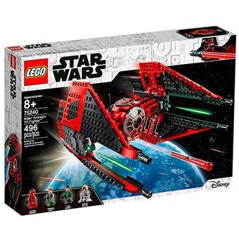 LEGO Star Wars 75240 Caza TIE del Mayor Vonreg