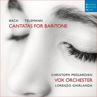 Bach, Telemann - Cantatas for Baritone