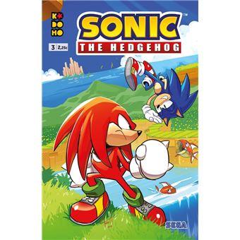 Sonic: The Hedhegog núm. 03