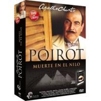 Poirot: Muerte en el Nilo + Libro - DVD