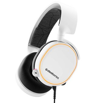 Headset gaming Steelseries Arctis 5 Blanco