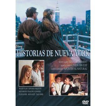 Historias de Nueva York - DVD
