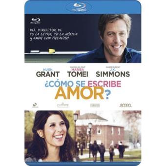 ¿Cómo se escribe amor? - Blu-Ray