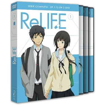 Re-Life - Serie Completa - DVD