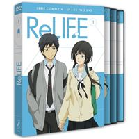 Re-Life - Serie Completa - DVD