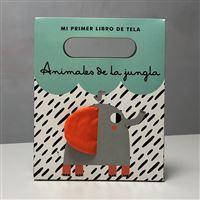 Animales de la jungla - Mi primer libro de tela