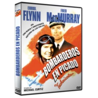 Bombarderos en picado - DVD