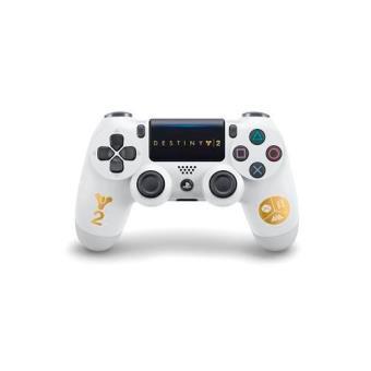 Mando DualShock Ed. Limitada Destiny 2 PS4